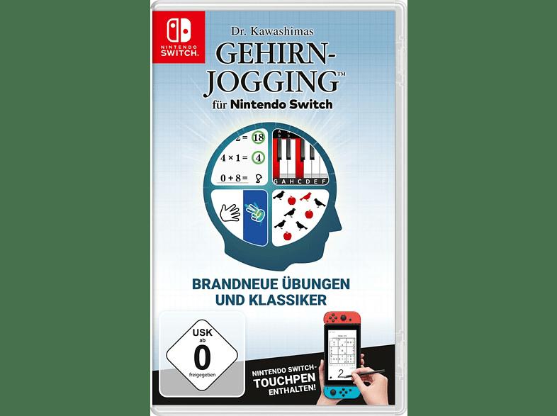 Image of Dr. Kawashimas Gehirn-Jogging für Nintendo Switch [Nintendo Switch]