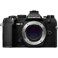 OLYMPUS OM-D E-M5 Mark III Systemkamera 20.4 Megapixel, 7,6 cm Display Touchscreen