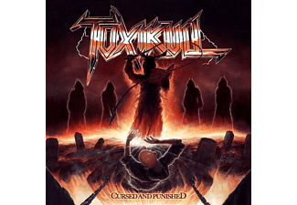 Toxikull - CURSED AND PUNISHED  - (CD)