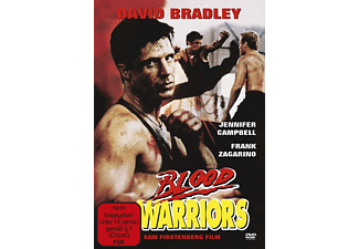 Blood Warriors DVD