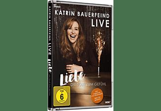 Katrin Bauerfeind Live-Liebe,die Tour zum Gefue DVD
