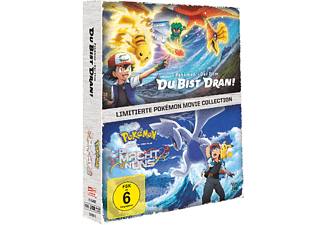 Pokémon: Du bist dran! & Pokémon: Die Macht in uns – Exklusive TAPE-Edition Blu-ray