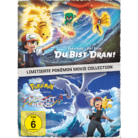 Pokémon: Du bist dran! & Pokémon: Die Macht in uns – Exklusive TAPE-Edition [Blu-ray]