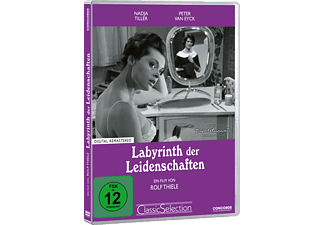 Labyrinth der Leidenschaft/DVD DVD