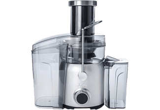 SOLIS 921.80 Juice Fountain Compact - Centrifugeuse (Acier inoxydable)