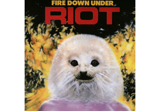 Riot - Fire Down Under (Collector's Edition)  - (CD)