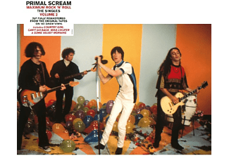 Primal Scream -  Maximum Rock'N'Roll: The Singles Volume 2 - LP