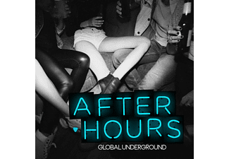 VARIOUS - Global Underground:Afterhours 8  - (CD)