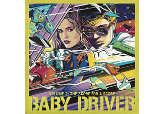 VARIOUS - Baby Driver Vol.2: The Score for A Score  - (Vinyl)