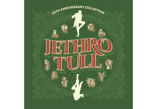 Jethro Tull - 50th Anniversary Collection  - (CD)