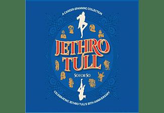 Jethro Tull - 50 For 50  - (CD)