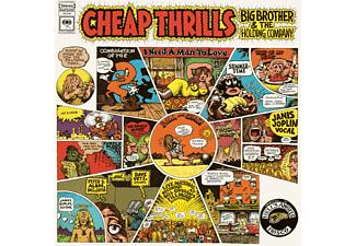 Big Brother & the Holding Company - Cheap Thrills  - (Vinyl)