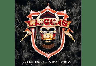 L.A. Guns - The Devil You Know  - (CD)
