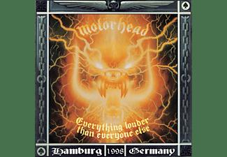 Motörhead - Everything Louder Than Everyone Else  - (Vinyl)