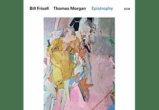Bill Frisell, Thomas Morgan - Epistrophy  - (CD)