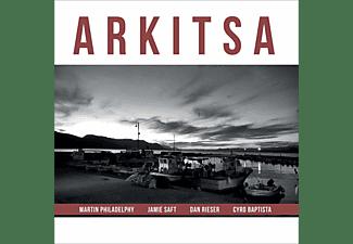 Martin Philadelphy - Arkitsa  - (CD)