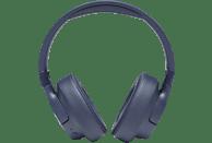 JBL Tune750BT, Over-ear Kopfhörer Bluetooth Blau