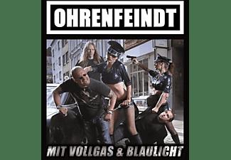 Ohrenfeindt - Mit Vollgas & Blaulicht (Digipak)  - (CD)