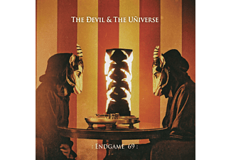 The Devil And The Universe - Endgame 69  - (CD)
