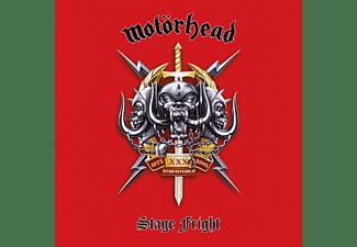 Motörhead - Stage Fright  - (CD + DVD Video)