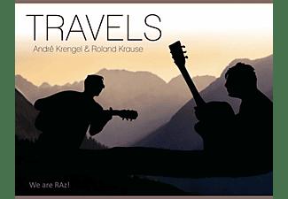 Krengel,Andre/Krause,Roland - TRAVELS  - (CD)