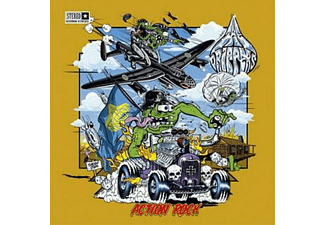 The Drippers - Action Rock  - (Vinyl)
