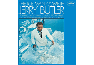 Jerry Butler - The Iceman Cometh  - (CD)