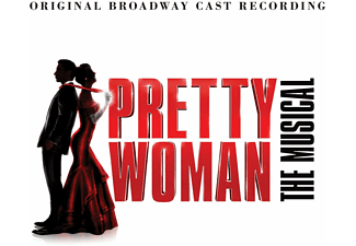 Samantha Banks, Andy Karl, Allison Blackwell, Original Broadway Cast Of Pretty Woman - Pretty Woman:The Musical  - (CD)