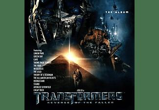 OST/VARIOUS - Transformers:Revenge Of The Fallen-The Album  - (Vinyl)