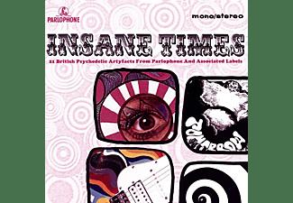VARIOUS - Insane Times  - (Vinyl)