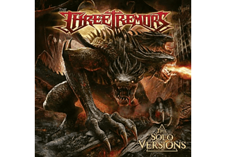 The Three Tremors - The Solo Versions (3CD Digipak) - (CD)