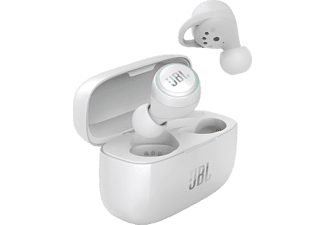 JBL LIVE 300TWS, In-ear Kopfhörer Bluetooth Weiß