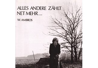 Wolfgang Ambros - Alles Andere Zählt Net Mehr... [CD]