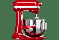 KITCHENAID 5KSM7580XECA Artisan Küchenmaschine Rot (Rührschüsselkapazität: 6,9 Liter, 500 Watt)