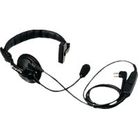 KENWOOD KHS-7ASD Kopfhörer Schwarz