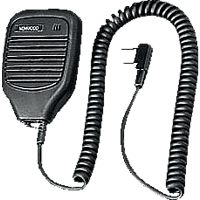 KENWOOD KMC-21 Mikrofonlautsprecher Schwarz