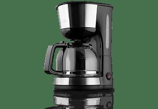 KOENIC KCM 1019 Kaffeemaschine Edelstahl/Schwarz
