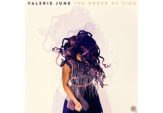Valerie June - The Order Of Time  - (CD)