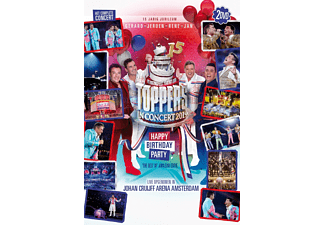 De Toppers - Toppers In Concert 2019 Blu-ray