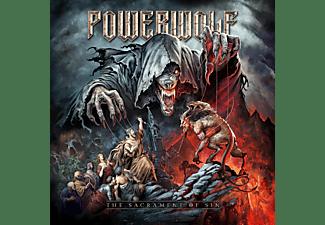 Powerwolf - The Sacrament Of Sin  - (CD)