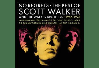 Scott Walker - No Regrets-The Best Of Scott Walker (2LP)  - (Vinyl)