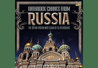 The Optina Pustyn Male Choir - Orthodox Chants from Russia  - (CD)