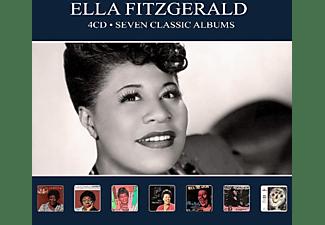 Ella Fitzgerald - 7 Classic Albums  - (CD)