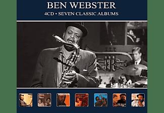Ben Webster - 7 Classic Albums  - (CD)