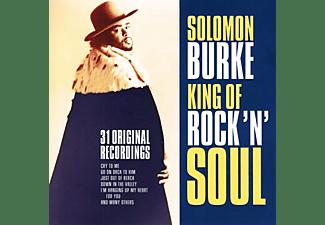 Solomon Burke - King Of Rock'N'Soul  - (CD)