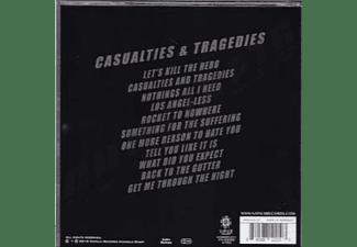 Gunfire 76 - Casualties & Tragedies  - (CD)