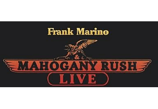 Frank & Mahogany Marino - Live  - (CD)