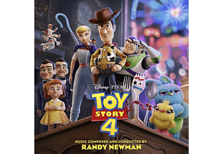 VARIOUS - Toy Story 4 (Original Soundtrack)  - (CD)