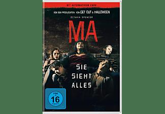 Ma - Sie sieht alles DVD