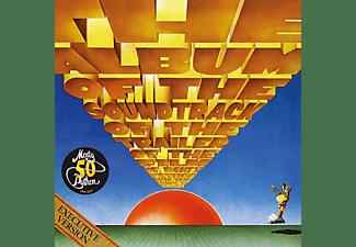 Monty Python - The Album...Of Monty Python And The Holy Grail  - (Vinyl)